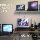 Stazione EchoLink<br /> IW9HFF - Santo<br />   Modica - RG